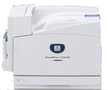 laser ceramic printer Xerox C3540