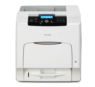 laser ceramic printer Ricoh430